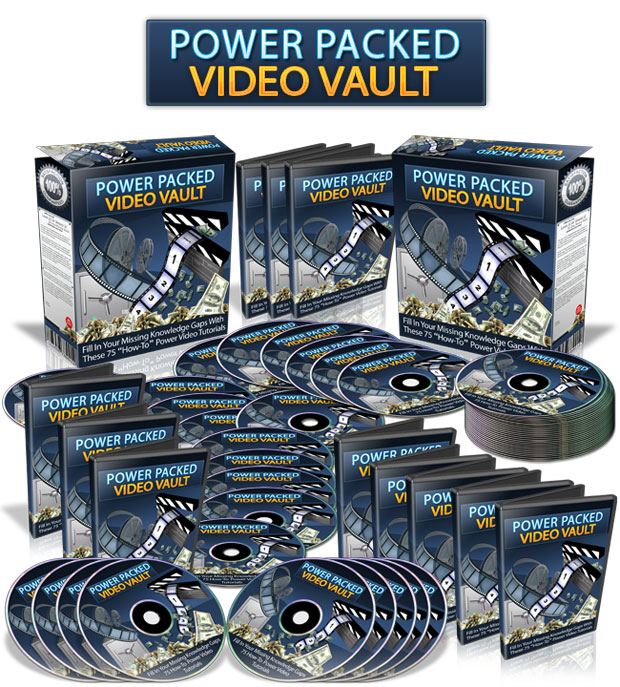 Power Packed Video Vault